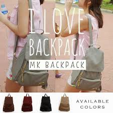 Tas Michael Kors Ransel ransel michael kors backpack tas murah