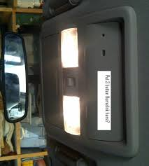 nissan altima 2005 dome light overhead maplight console removal homelink install nissan