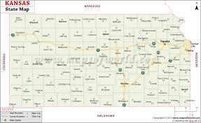 usa map kansas state kansas state map map of kansas state