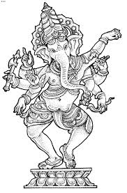 ganesha coloring pictures ganesh chaturthi coloring pages