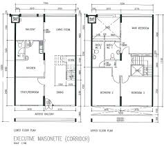 maisonette floor plan plans maisonette plans