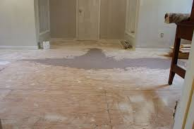 Leveling Floor For Laminate Self Leveling Wood Floor Flooring Using Leveling Compound On