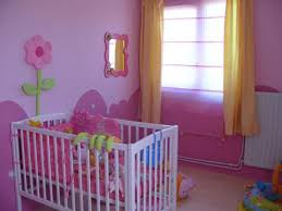 idées chambre bébé fille modèle idée déco pour chambre bébé fille