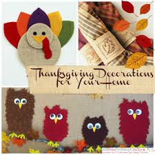 the ultimate guide to crafty thanksgiving decorations for your