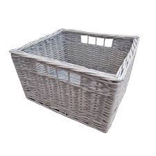 buy wicker storage basket kitchen drawer style from the basket company