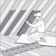 resuscitating the roof providing adequate roof ventilation