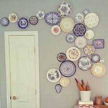 Decorative Plates For Wall Display Kitchen Awesome Decorative