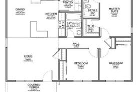 33 house plans large rooms house plan w3413 v3 detail from