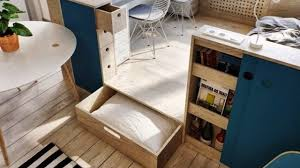 Space Saving Interior Design by 40 Great Space Saving Ideas Youtube
