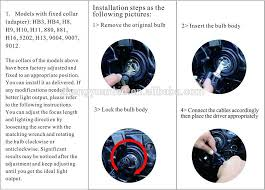 how to install led lights in car headlights new philips led headlight lights h4 led headlight for car 55w
