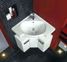corner bathroom sink ideas bathroom corner sink cabinet corner sinks bathroom best corner