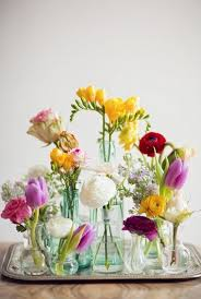 Small Flower Vases Centerpieces 10 Easy Floral Centerpieces For Spring