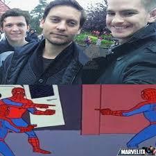 Spiderman Meme - spiderman did it memebase funny memes