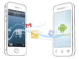 how to copy contacts from android to iphone how to transfer data from iphone to android iphone to android
