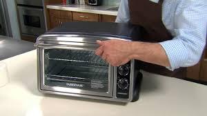Walmart 4 Slice Toaster Farberware Countertop Oven Youtube