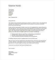 teacher cover letter template best business template