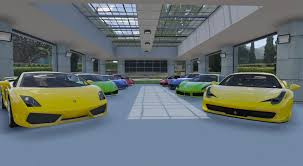 8 car garage 8 car garage showroom gta5 mods com