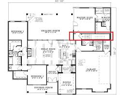 Butlers Pantry Floor Plans 3 Bedrm 1960 Sq Ft Country House Plan 153 1115