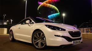 pejo spor araba 2015 peugeot rcz diesel real world road test carwow