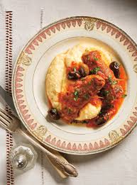 de recettes de cuisine polenta minute ricardo