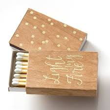 can light fire box our light my fire wood paper match boxes are designed to light your