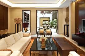 Villa Decoration by Modern Chinese Living Room Carameloffers