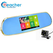 rearview mirror manual car camera hd dvr rearview mirror manual