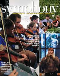 symphony summer 2015 by league of american orchestras issuu
