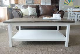 white farmhouse coffee table farmhouse coffee table