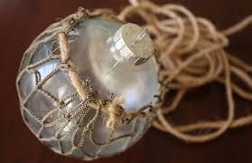 diy glass float ornaments i to cook