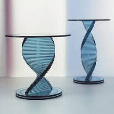 Glass Table With Design Glass Glass Furnitures Nagpur Kanch - Glass table designs