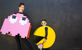 diy kids pac man halloween costume the effortless chic
