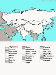 Blank Map Of Middle East by Dsst Discover Social Studies Then Today Tomorrow Map From Memory