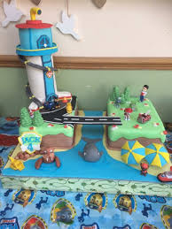 paw patrol cake tracker son loved cake cake