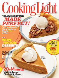 cooking light magazine november 2011 magazines