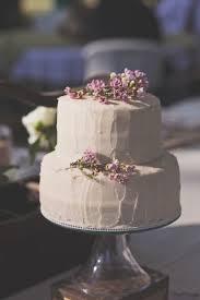 rustic white wedding cake rustic wedding chic