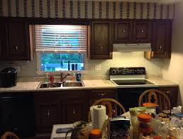 Polyurethane Kitchen Cabinets Cabinet Color Change N Hance Of South Butler U0026 Clermont County