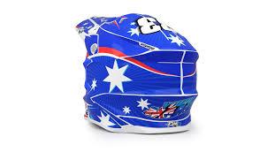 custom motocross helmet wraps helmet kit aussie pilot rival ink design co custom motocross