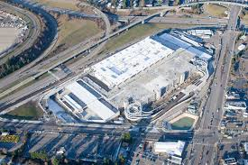 port of seattle consolidated rental car facility turner