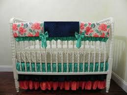 as 25 melhores ideias de coral crib sheet no pinterest quarto de