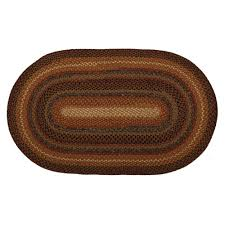 Indoor Outdoor Braided Rugs by Area Rugs Shape Oval Goingrugs
