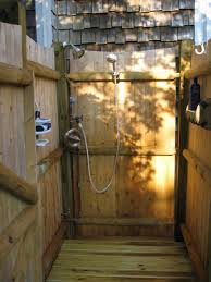 wood wall outdoor shower stall bathroom ideas also wooden pictures