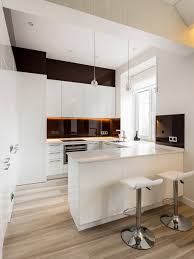 Kitchen Design Houzz by Small Modern Kitchen Design Best Small Modern Kitchen Design Ideas
