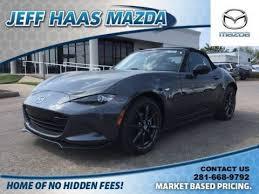 mazda sports cars for sale new mazda sports cars in houston jeff haas mazda