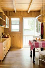mid century modern kitchen ideas our best cottage kitchens southern living