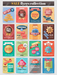best 25 banner design ideas set of colorful sale flyers best creative design for sale and