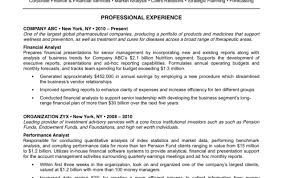 resume financial analyst resume lovable financial risk analyst