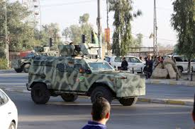 Counter Attack Under Cabinet Lights isis launched a major counter attack on kirkuk business insider
