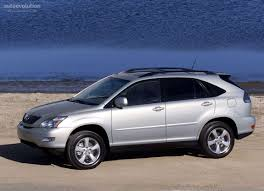 lexus suv what car lexus rx specs 2004 2005 2006 2007 2008 autoevolution