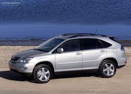 harrier lexus rx300 lexus rx specs 2004 2005 2006 2007 2008 autoevolution